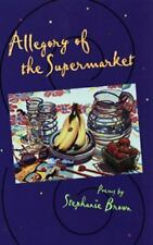 ALLEGORY OF THE SUPERMARKET NEW PAPERBACK BOOK