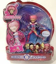 CODE LYOKO. Aelita. Removable wings. Super bowl.
