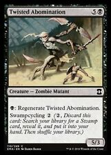 4x Abominio Folle - Twisted Abomination MTG MAGIC EMA Eternal Masters English