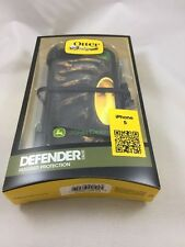 John Deere Camo Otterbox Defender Iphone SE/5s/5. Sealed!!
