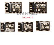 5pcs ESP8266 ESP-12F Serial WIFI Wireless Module Transceiver LWIP AP+STA