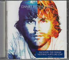 CD ALBUM DANIEL BEDINGFIELD / SECOND FIRST IMPRESSION / NOTHING HURTS LIKE LOVE