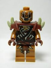 LEGO LOTR Hobbit 79012 79014 Gundabad Orc - Bald with Shoulder Spikes (LOT BULK)