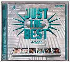 JUST THE BEST 2001 2 CD