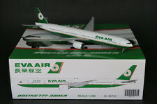 "Eva Air Boeing 777-300ER ""NC"" Reg B-16707 JC Wings 1:200 Diecast Models XX2782"