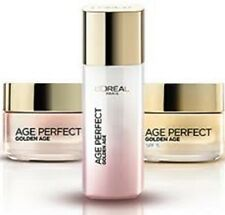 L'Oreal Age Perfect Golden Age 3 PIECE SET - ALL FULL SIZE PRODUCTS - Great Gift