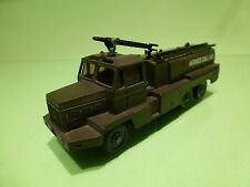 SOLIDO 351 BERLIET GBC 34 CAMIVA ARMEE D'AIR - ARMY GREEN 1:50 - VG - MILITARY