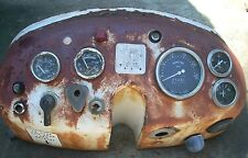 Case David Brown 1410 Tractor Instrument Panel, K964987