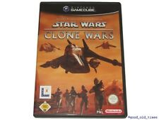 ## Star Wars: Clone Wars (Deutsch) Nintendo GameCube / GC Spiel - TOP ##
