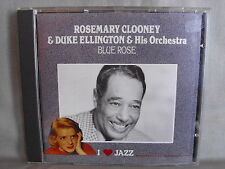 Duke Ellington & Rosemary Clooney- Blue Rose- CBS 1990- Made in Austria WIE NEU