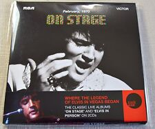 Elvis Presley - On Stage ( Legacy Edition 2016 ) - 2 x CD NEW & SEALED