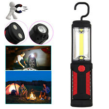 5W COB +NEW LED Work Light Inspection Hand Torch Lamp Flexible Magnetic
