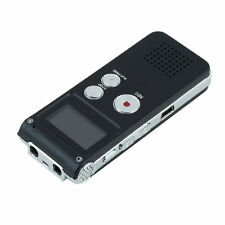 8GB CL-R30 650Hr Digital Voice Recorder Dictaphone with U Disk Function CC