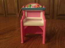 Fisher Price Loving Family Pink Art Desk