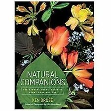 Natural Companions: The Garden Lover's Guide to Plant Combinations-ExLibrary