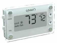 Orbit Clear Comfort Non-Programmable 83501 Thermostat, New, Free Shipping