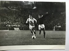 photo press football  Coupe Europe 1968 Madrid-Sparta    14