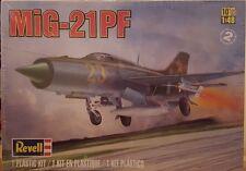 Revell 1/48 MiG 21PF Plastic Model Kit 85-5482