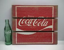 Coca-Cola Wooden Pallet Sign - BRAND NEW!