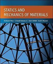 Statics and Mechanics of Materials, Beer et al 1st Ed