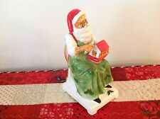 Vintage Christmas Music Box Anderson & Berman Jeepers Creepers Christmas