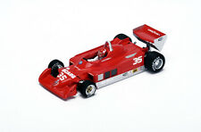 Spark 1/43 S3896 Alfa Romeo 177 No 35 GP Belgium 1979 Bruno Giacomelli RESIN