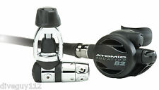 Atomic Aquatics B2 Sealed Dive Regulator Scuba Diving 03-0027-6P
