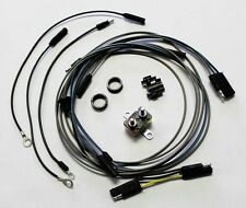 New! 1964-1966 Ford MUSTANG GT Fog Light Wire Harness Complete Kit w/ Breaker