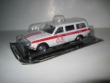 1/43 Poland Model Volga M24 Ambulance Deagostini Poland Warsaw