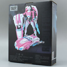 """7"""" Transformers Action Figure Arcee G1 WeiJiang Die-cast Toy With Box"""