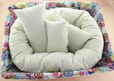USPS Baby Newborn Photography Basket Filler Wheat Donut Posing Props baby Pillow