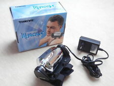 Massagegerät Original THRIVE Mod. 101, 100 Massager Handheld Made in Japan !!