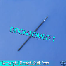 Disposable Electrosurgical Electrode, Sterile 3mm Ball