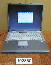 "Fujitsu Lifebook E7110 15"" Laptop,Pentium 4 2.2GHz,2Gb Ram,No HDD,Spare & Repair"