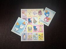 Mexican Baby Shower Loteria Bingo Board Game: 18 Boards + Deck