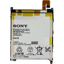 Original Sony lis 1520 EPRC batería batería --- Xperia Z Ultra --- 3000 mah -- nuevo