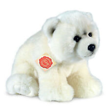Polar Bear white plush soft toy by Teddy Hermann - 91525 - 25cm