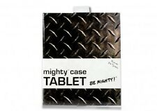 "Dynomighty Diamond Plate Mighty Case TABLET 10"" Galaxy Tab iPad Sleeve Cover"