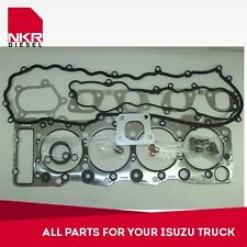 Gasket Set; Eng Head Overhaul For ISUZU NPR NQR NPR-HD 4HE1 4.8L 1.75 1-Notch