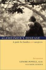 Alzheimer's Disease: A Guide for Families and Caregivers