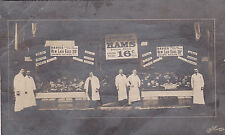 RP, Workers Standing Outside The Davies Meat Market, Montreal, Quebec, 1910s