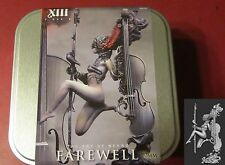 Nocturna NK01 Art of Nekro Farewell (1) 90mm Miniature Female Fantasy Model NIB