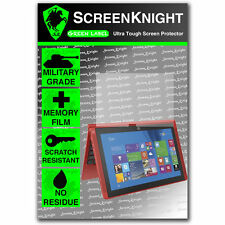 "Screenknight HP Pavilion X2 10 ""Front Screen Protector invisibile SCUDO MILITARE"