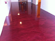 100g metallic epoxy resin pigments powder  red marble effect