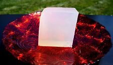CLEAR TRANSPARENT ORGANIC GLYCERIN MELT POUR SOAP BASE by H&B Oils Center 2 LB