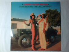JOHNNY GUITAR WATSON Funk beyond the call of duty lp GERMANY