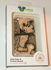 Walt Disney Parks Mickey Mouse Steam Boat Willy Iphone 3Gs Clip Case New NOS