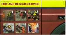 GB 2009 FIRE AND RESCUE SERVICE PRESENTATION PACK NO 429