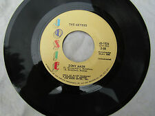 METERS ZONY MASH / A MESSAGE FROM THE METERS josie 1024 .....45rpm pop / soul