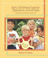 Early Childhood Special Education - 0 to 8 Years: Strategies for Positive...